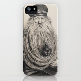 The Captain iPhone Case