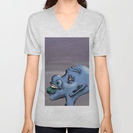 Little Dragon Unisex V-Neck