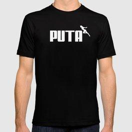 PUTA - PUMA PARODY T-shirt