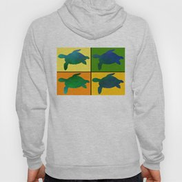 Tiled Turtles Hoody