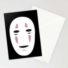 Spirited Away No Face Stationery Cards