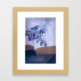 Summer Lavender Framed Art Print