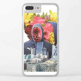 Urban Beauty Clear iPhone Case
