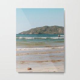 Tamarindo Beach, Costa Rica Metal Print