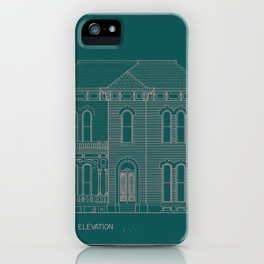 Ornate House 2 iPhone Case