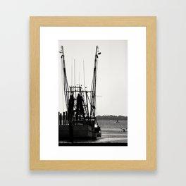 Float Your Boat Framed Art Print