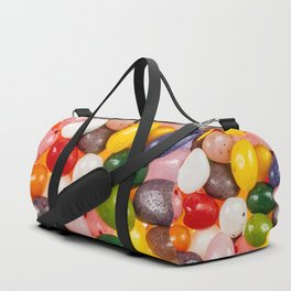 Cool colorful sweet Easter Jelly Beans Candy Duffle Bag