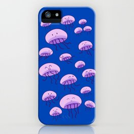 Squishy family iPhone Case