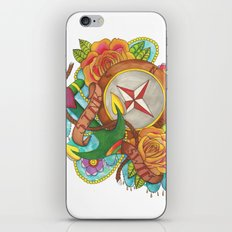 Sink or Swim. iPhone & iPod Skin