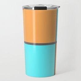 Pastel Cross Travel Mug