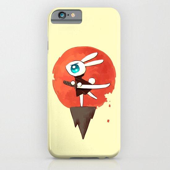 Samurai Bunny iPhone & iPod Case