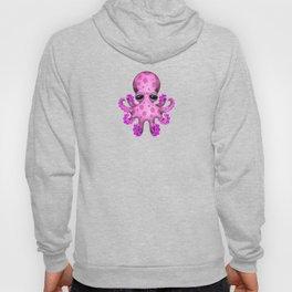 Cute Pink Baby Octopus Hoody