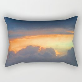 COLOURFUL CLOUD Rectangular Pillow