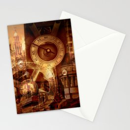 time for the graces Stationery Cards