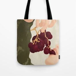 Hold me in the Present Tote Bag