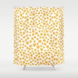 Feild of Daisies Shower Curtain