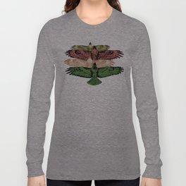 HAWKS IN UNISON Long Sleeve T-shirt