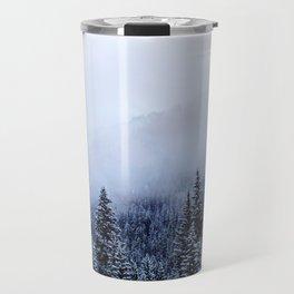 Colorado Snow Travel Mug