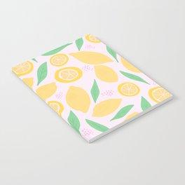 Pink Lemonade II Notebook