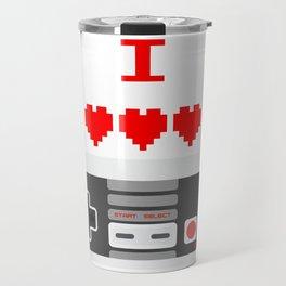 NES - I LOVE NINTENDO Travel Mug