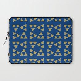 Print 130 - The Legend Of Zelda - Blue Laptop Sleeve