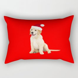 Have A Holly Jolly Christmas Rectangular Pillow