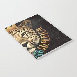 superior in the jungle Notebook