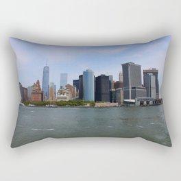 New York Strong Rectangular Pillow