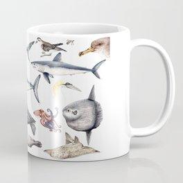 Marine wildlife Coffee Mug