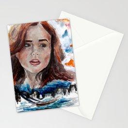 Clary Fray Stationery Cards