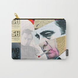 Johnny Cash - The Man In Black Carry-All Pouch