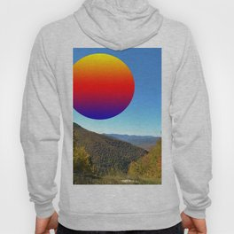 Rainbow moon Hoody