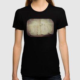 Lace ~ Embroidery  - JUSTART © T-shirt