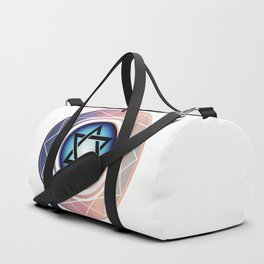 Jewish Star of David Duffle Bag