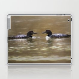 Passing Loons Laptop & iPad Skin