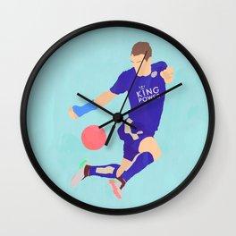 Jamie Vardy Wall Clock