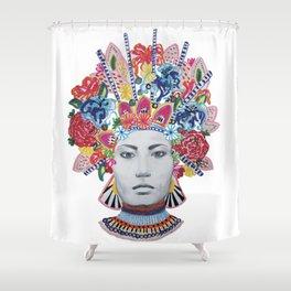 KOMA Shower Curtain
