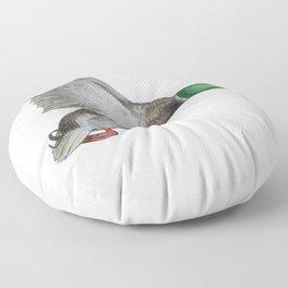 Flying Duck Floor Pillow