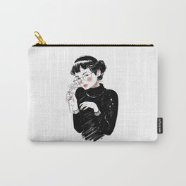 Sophistication Carry-All Pouch
