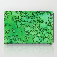 ruben ireland iPad Cases featuring Ireland by Andrea Gingerich