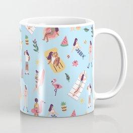 Colorful and Trendy Summer Coffee Mug