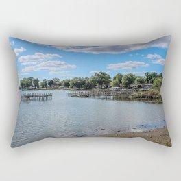 Buckeye Lake 2 Rectangular Pillow