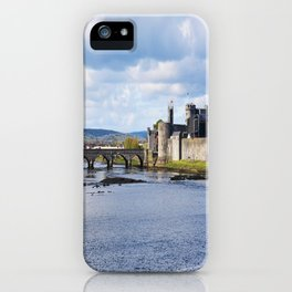 King John's Castle iPhone Case