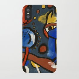 Owls in Space iPhone Case