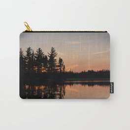 Northern Sunset 002 Carry-All Pouch