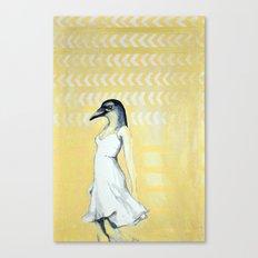 Dancing Until Flight Canvas Print