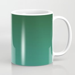 SHADOWS AND COUNTERPARTS - Minimal Plain Soft Mood Color Blend Prints Coffee Mug