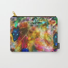 Interdimensional Exploration Carry-All Pouch