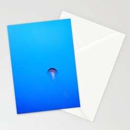 Floating. Stationery Cards