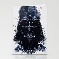 darth Stationery Cards featuring Darth Vader by qualitypunk